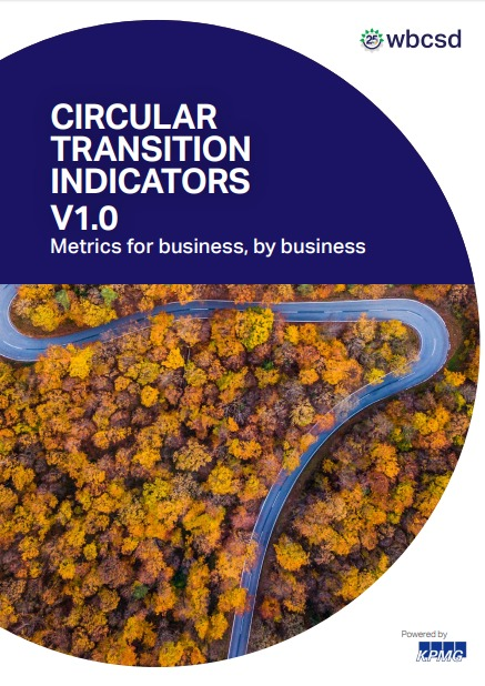 Circular Transition Indicators