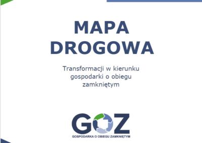 Mapa drogowa GOZ