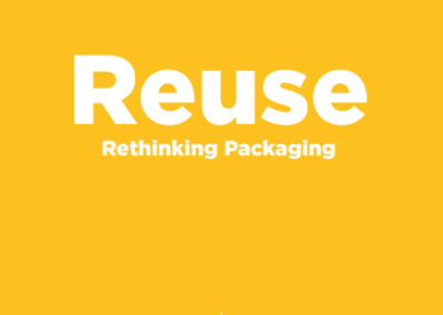 Reuse: rethinking packaging
