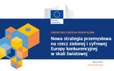 Nowa strategia przemysłowa dla Europy