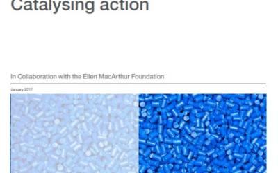 New Plastics Economy: Catalysing Action