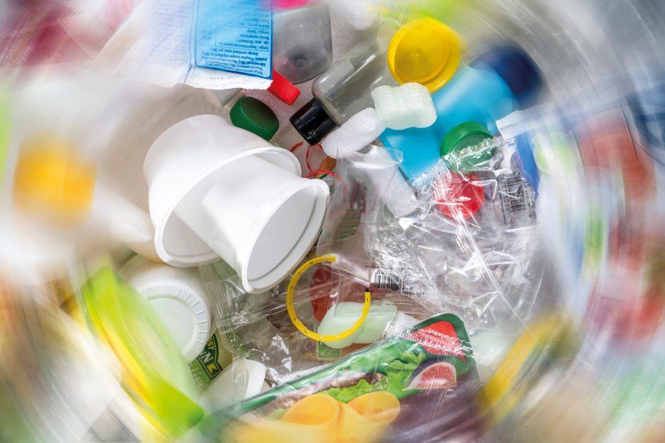 Recykling chemiczny z BASF