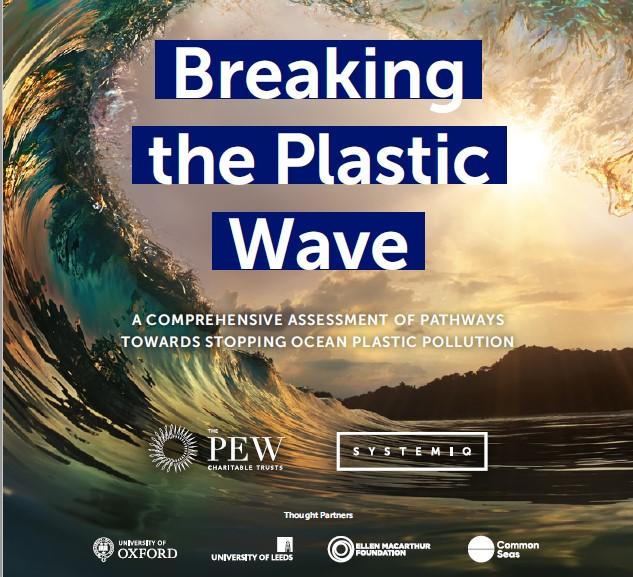 Breaking the Plastic Wave